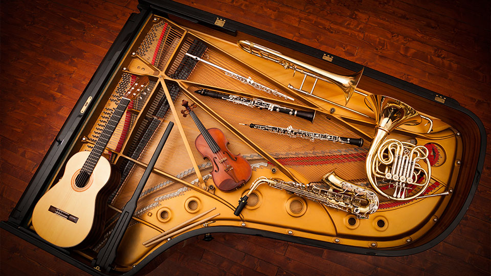 Musical Instruments Signature Insurance Program Anderson Group